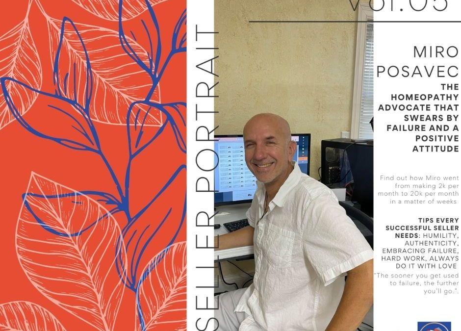 Seller Portrait Volume#5 – Feat. Miro Posavec