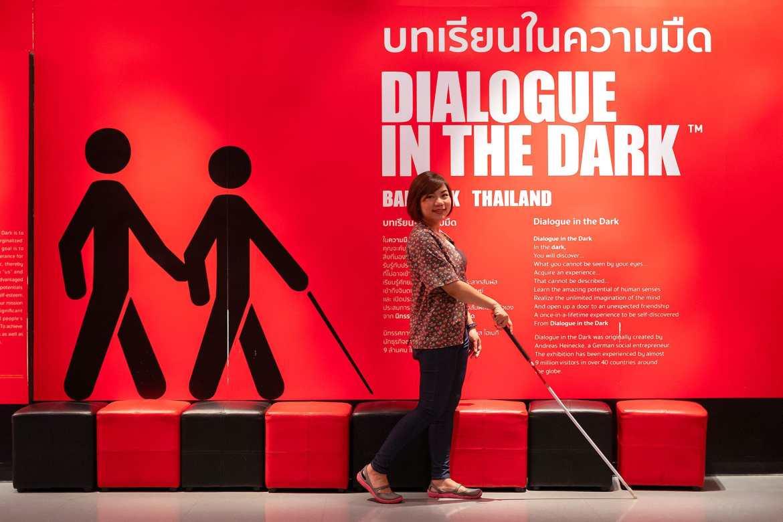 Dialogue in the Dark Bangkok