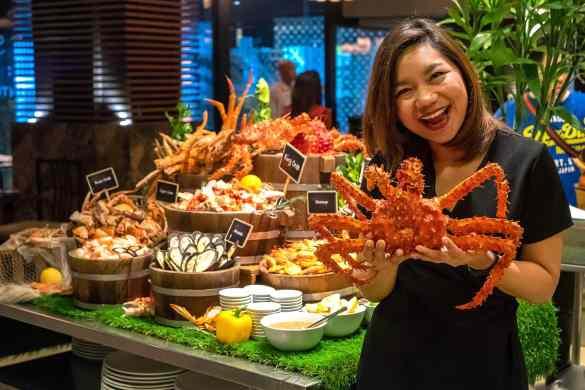 Festive Seafood