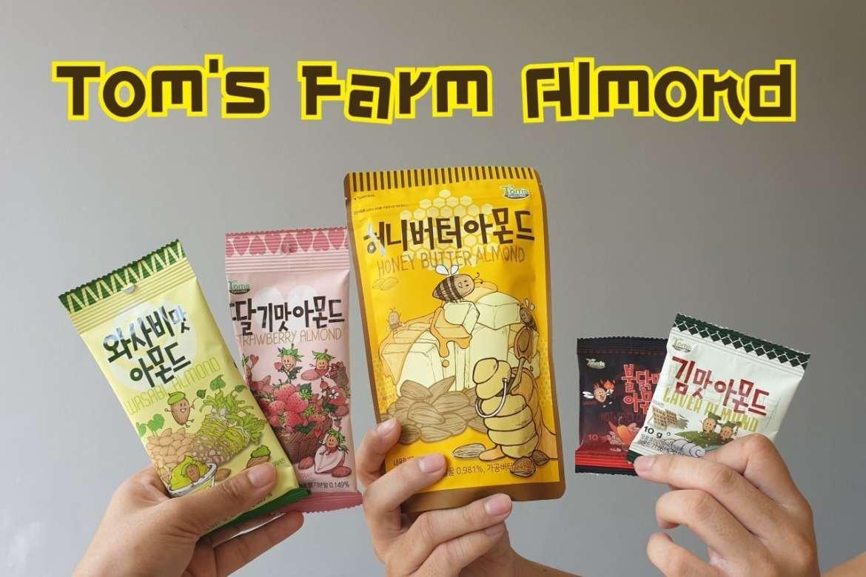Tom's Farm Almond