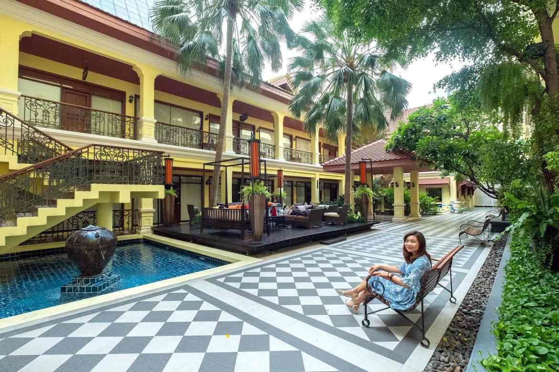 โรงแรม The Sukosol Bangkok