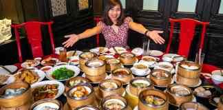 ติ่มซำ All you can eat ห้องอาหาร Sui Sian
