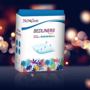 Bedliners-Absorb - M