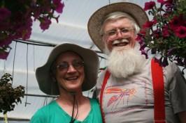Ara Lynn and Roger Swain