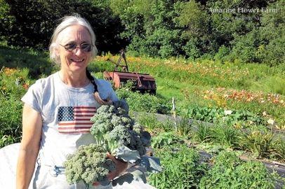 Meet the farmer Ara Lynn