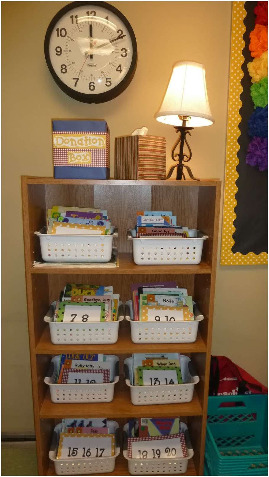 10 Cool And Creative Kids Book Storage Ideas