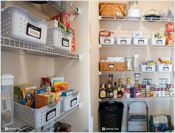 15 Smart Pantry Storage And Organization Hacks
