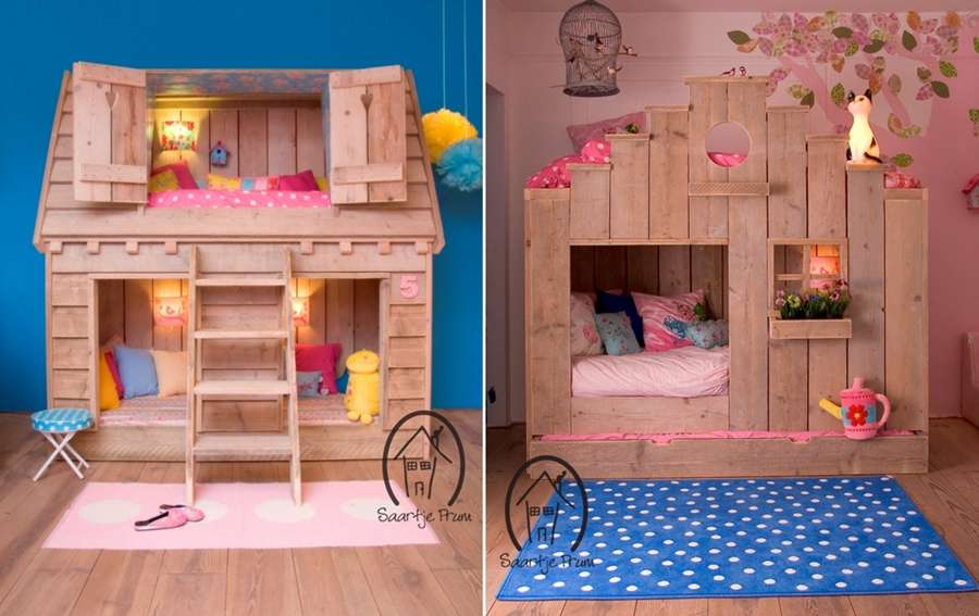 15 Fabulous Pallet Projects for Your Kids' Room on Pallet Room Ideas  id=55414