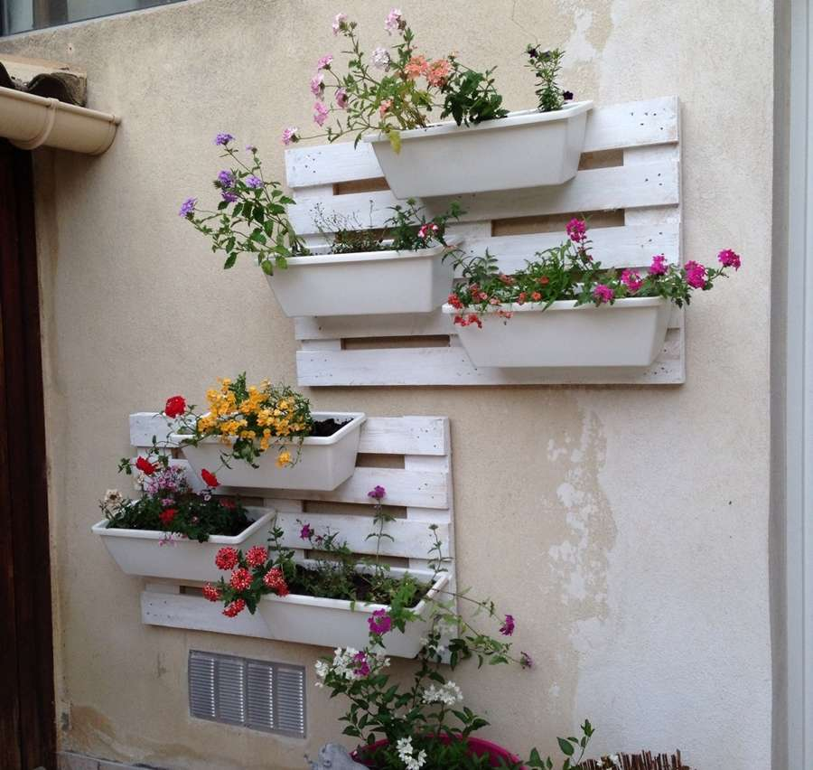15 Creative Wall Decor Ideas with Recycled Pallets on Pallets Design Ideas  id=12902