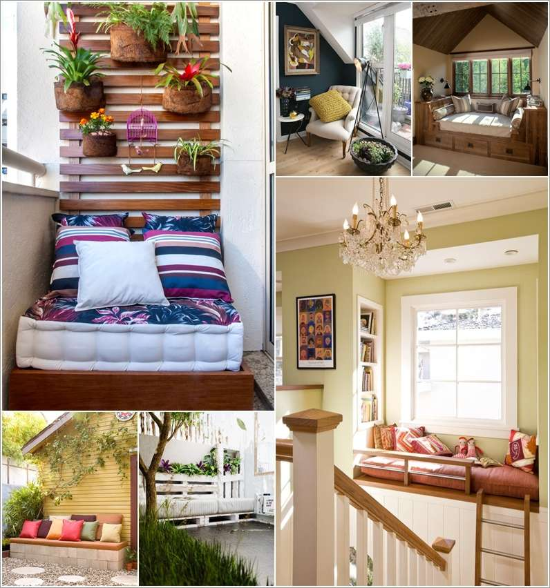 15 Amazing Indoor and Outdoor Reading Nooks on Backyard Nook Ideas id=34775