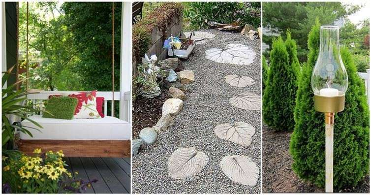 17 Interesting DIY Backyard Projects for This Spring on Diy Backyard Remodel  id=40275