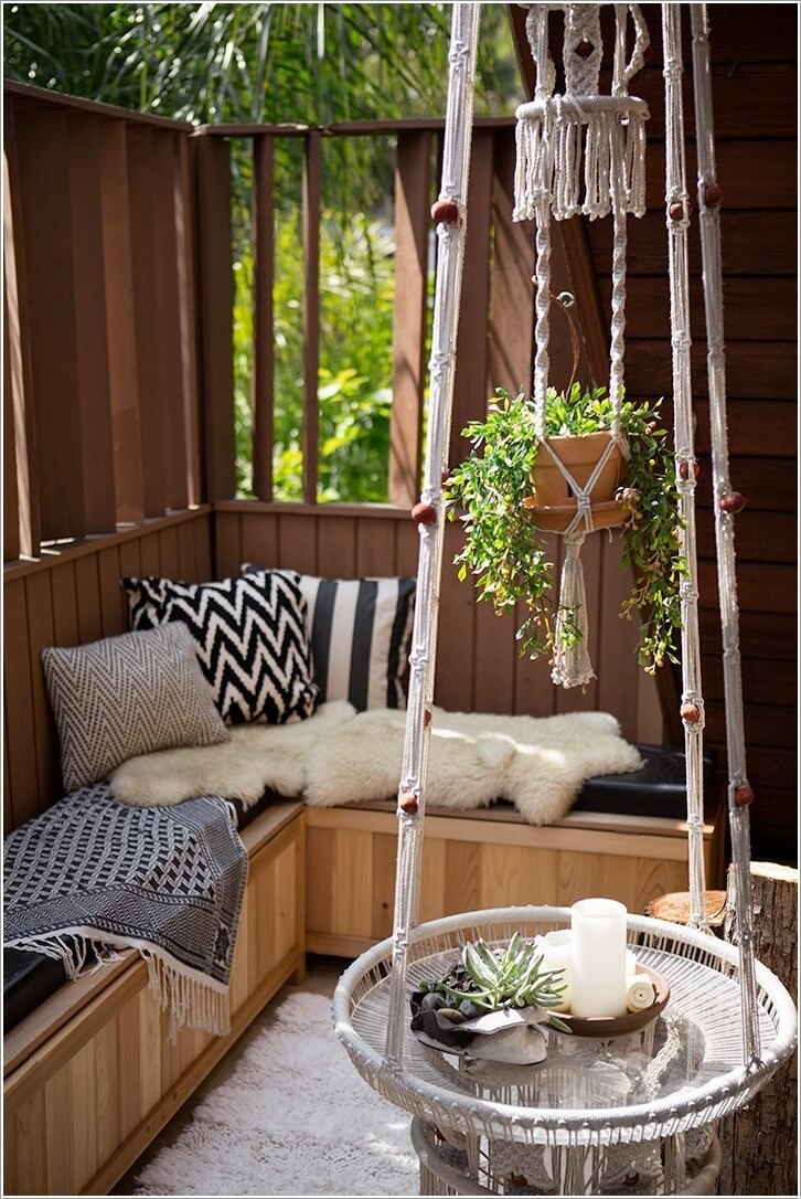 Set Up An Outdoor Nook for Some Fun Time Everyday on Backyard Nook Ideas id=75846