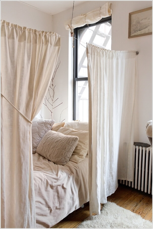 10 Cool DIY Room Divider Designs for Your Home 5