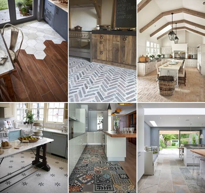 Small Kitchen Flooring Ideas