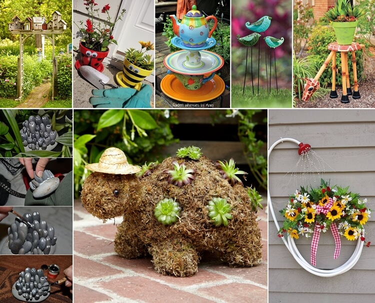 10 Cute Garden Accent Ideas You Will Admire on Cute Small Backyard Ideas  id=61202