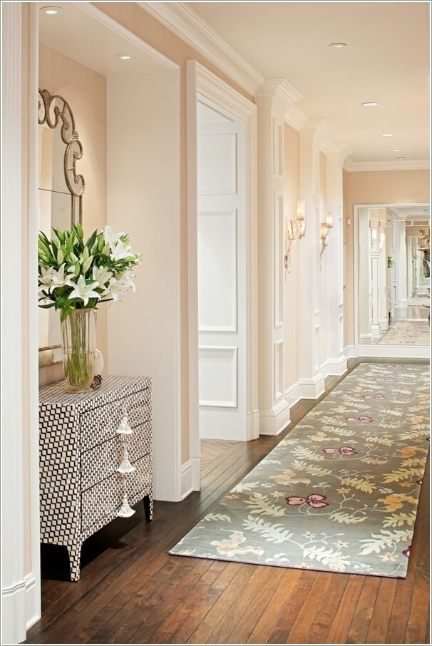 Wonderful Hallway Runner Ideas For Your Home