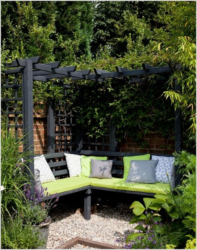 10 Outdoor Seating Nooks You Will Fall in Love With on Backyard Nook Ideas id=94278