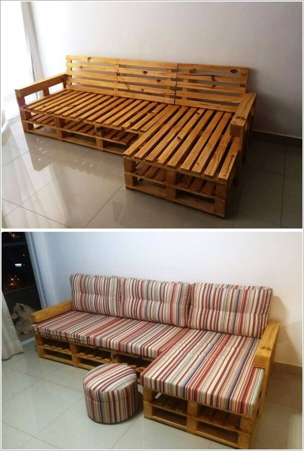 Which DIY Sectional Sofa Among These Do You Like The Best