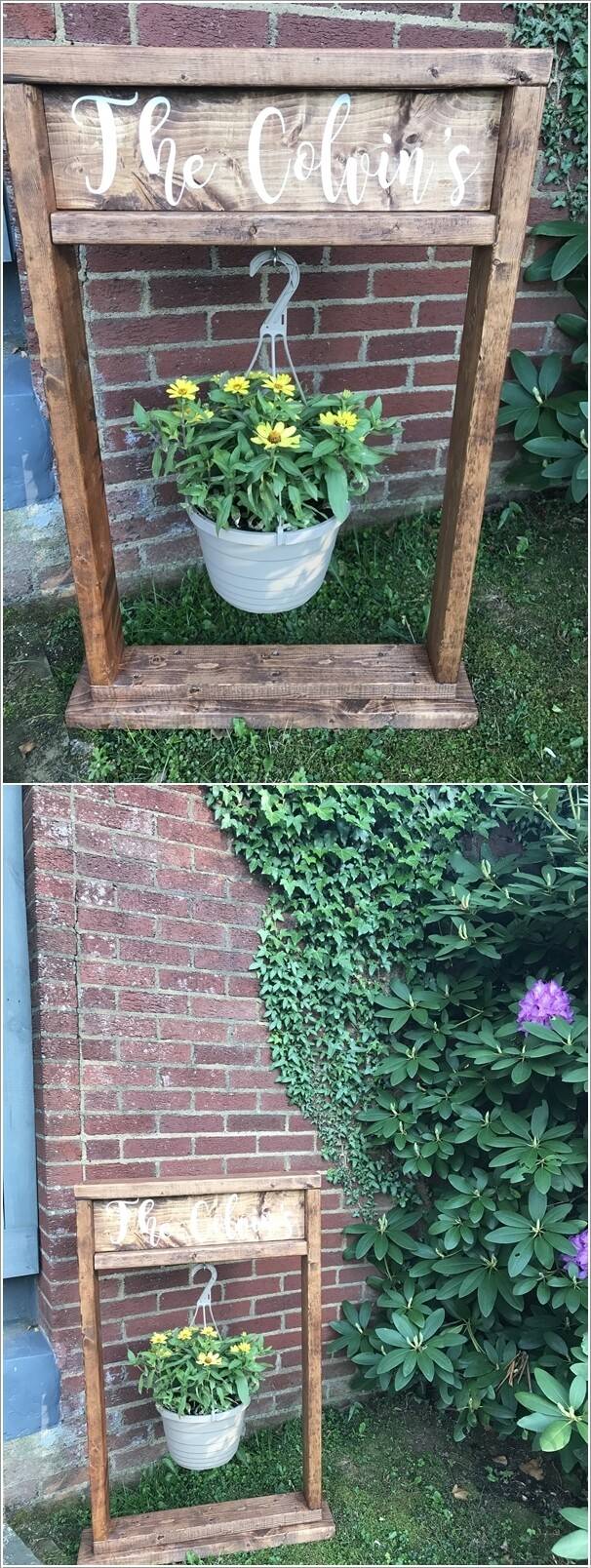 15 DIY Planter Stand Ideas for Your Home on Amazing Plant Stand Ideas  id=57096