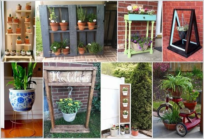 Amazing Interior Design on Amazing Plant Stand Ideas  id=60581