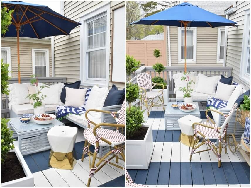10 Coastal Decor Ideas for Your Home's Outdoor on Coastal Backyard Ideas  id=85574