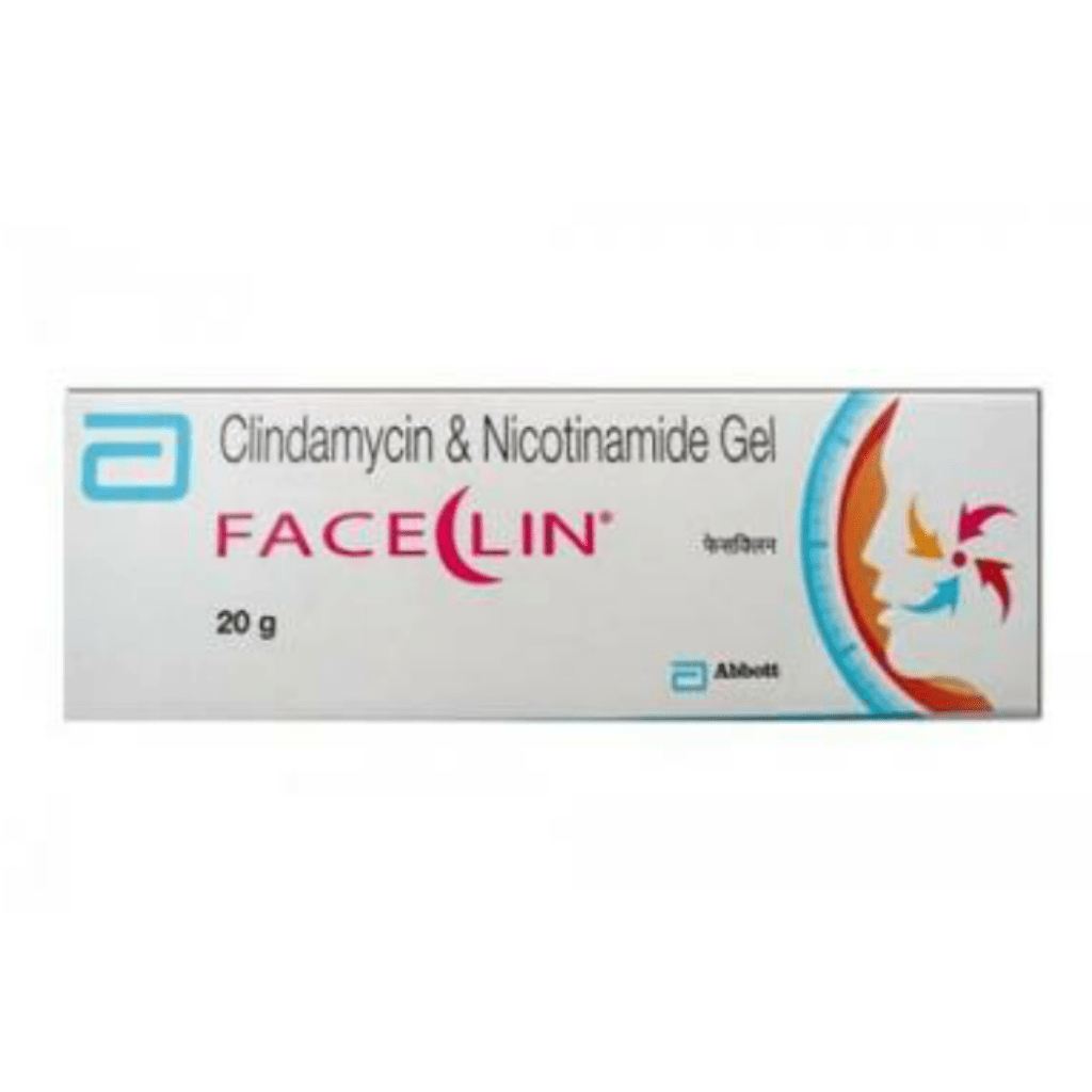 Faceclin Gel For Acne