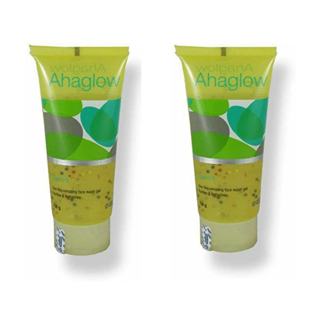 Ahaglow Face Wash