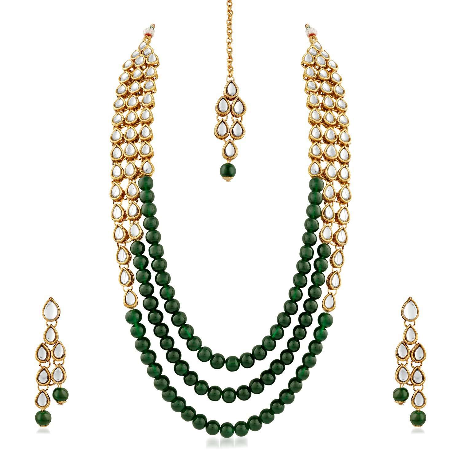 Kundan Jewellery Sets At Affordable Price   Be Beautiful And Healthy!
