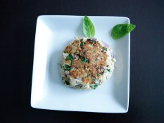 Salmon Parsley Patties