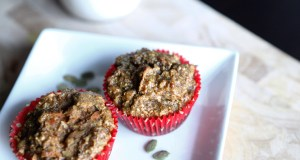 Paleo Nut-less Muffins