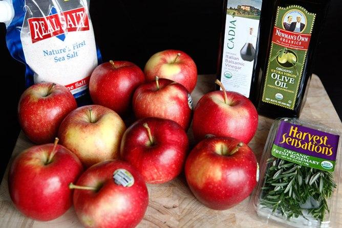 Rosemary Apple Turkey