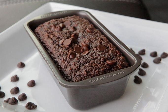 Chocolate Chip Zucchini Paleo Bread