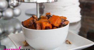Holiday Paleo Roasted Sweet Potatoes