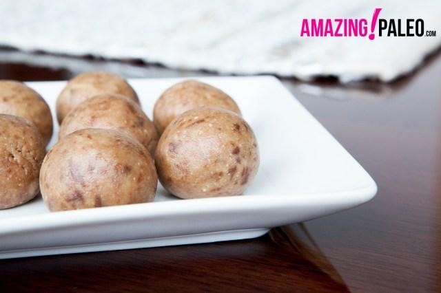 29 Paleo Treat Recipes- Paleo Power Balls
