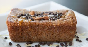 Mini Paleo Banana Bread Loaves with Chocolate Chips and Honey