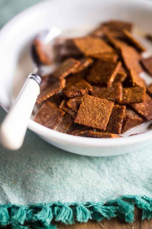 Homemade Cereal Recipe