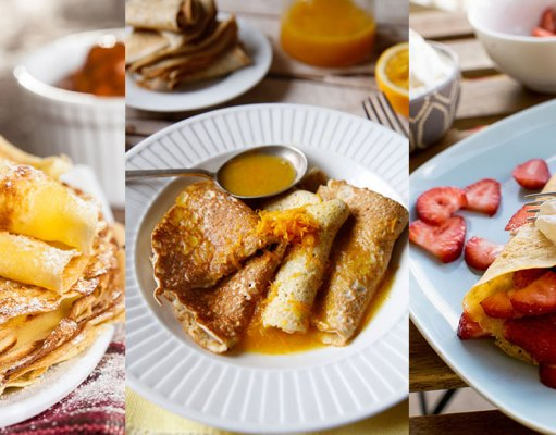 79 Killer Crepe & Tortilla Paleo Recipes
