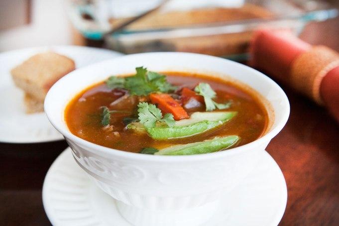 No-Bean Spicy Chicken Paleo Chili