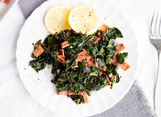 Smokey Kale Salad