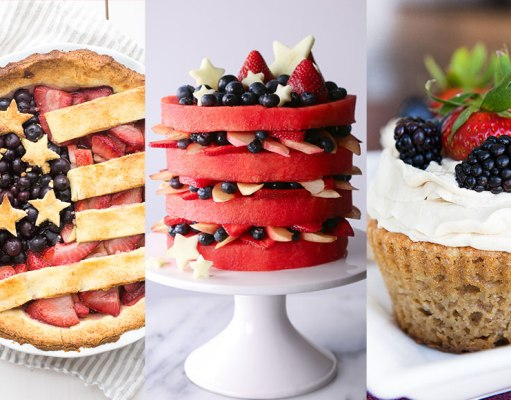 Fifty 4th of July Paleo DESSERT Recipes