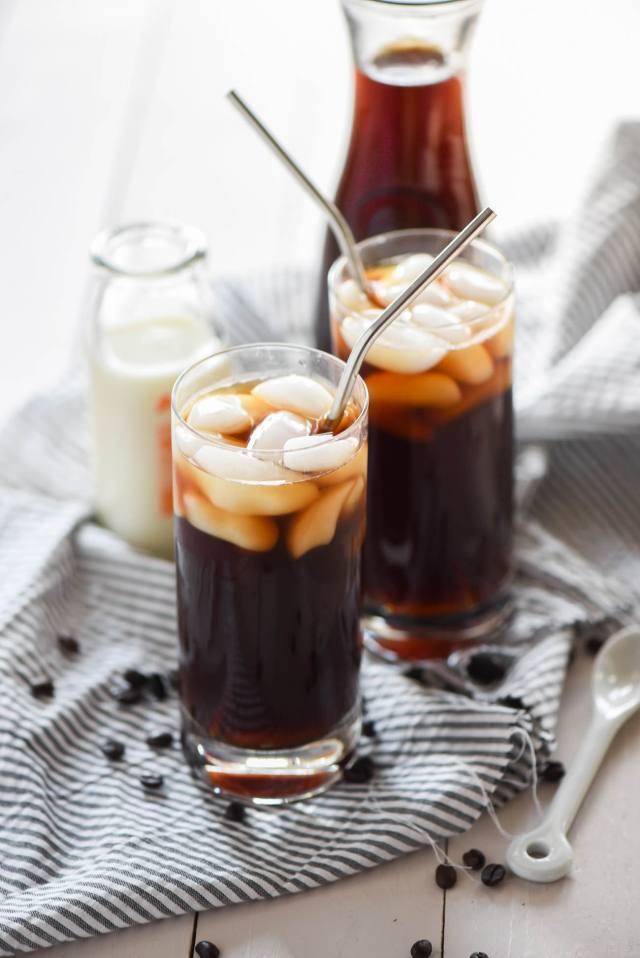 PERFECT HOMEMADE ICED COFFEE