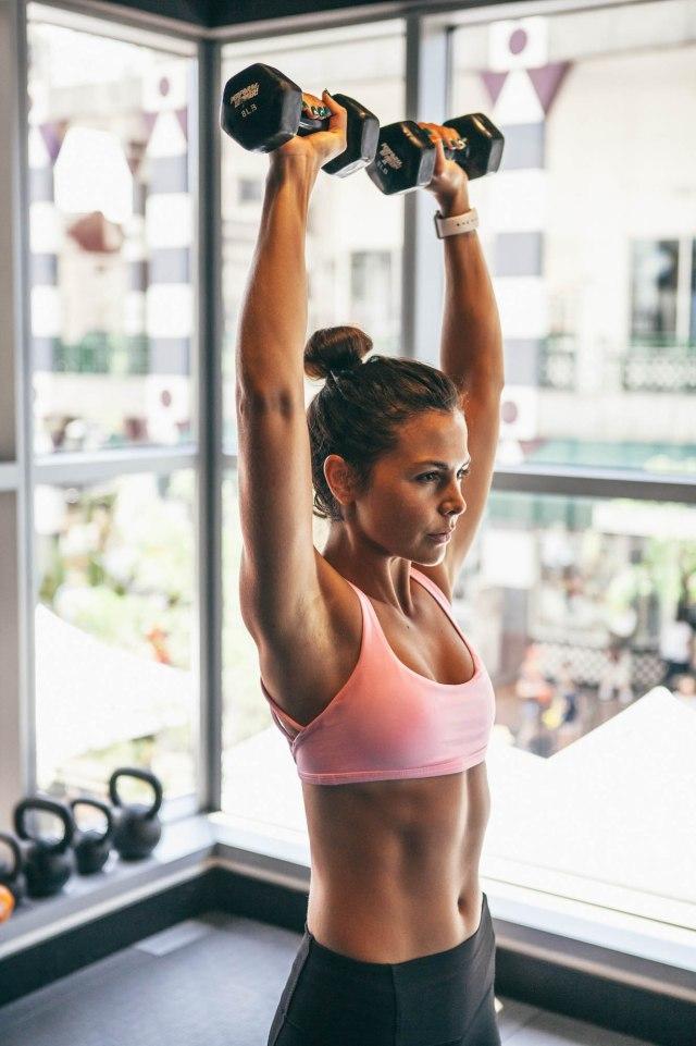 Week 1 Day 1 Workout