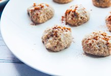Nutty Coconut Energy Balls