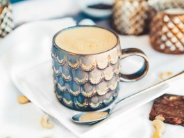 Blender Cashew Latte