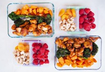 Easy Chicken and Veggie Meal Prep