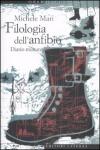 La copertina di Filologia dell'anfibio di Michele Mari