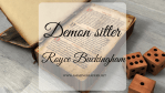 Demon sitter, di Royce Buckingham
