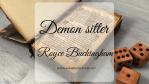 Demon sitter, di Royce Buckingham