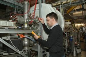 Foto: G. Otto, GSI Helmholtzzentrum für Schwerionenforschung