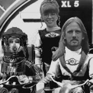 Steve, Karen & Bo Davidson (Publisher/Editor Pro Tem, Understanding Wife, Wonder Dog